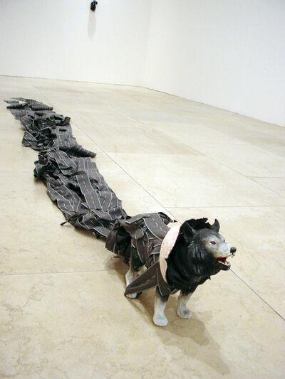 Baltazar Torres, 'Lobo Iberico 3', 2009