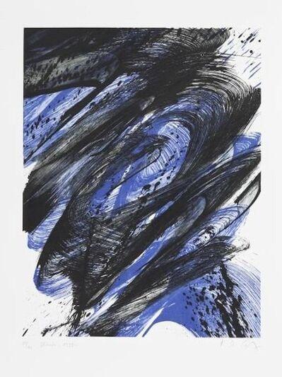 Karl Otto Götz, 'Blonto', 1990-2000