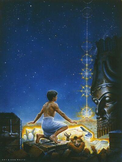 Don Maitz, 'Pretender', 1984