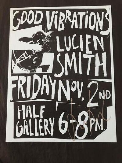 Lucien Smith, 'Good Vibration', 2014