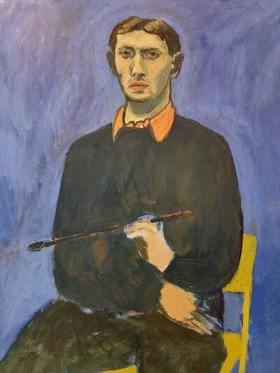 Igor Moritz, 'Self Portrait in Paris', 2020