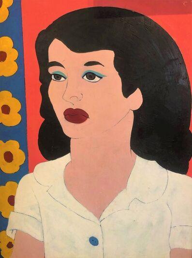 Daniel Brennan, 'Woman in a White Blouse', 1960