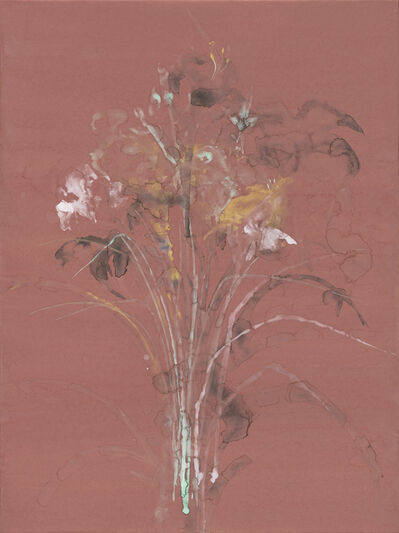 Makoto Fujimura, 'Calle Lilies 海芋', 2017