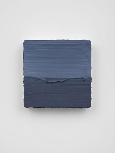 Jason Martin, 'Untitled (Royal blue deep / Royal blue light)', 2019