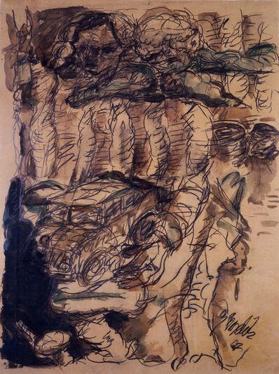 "Georg Baselitz, '""Untitled""', 1967"