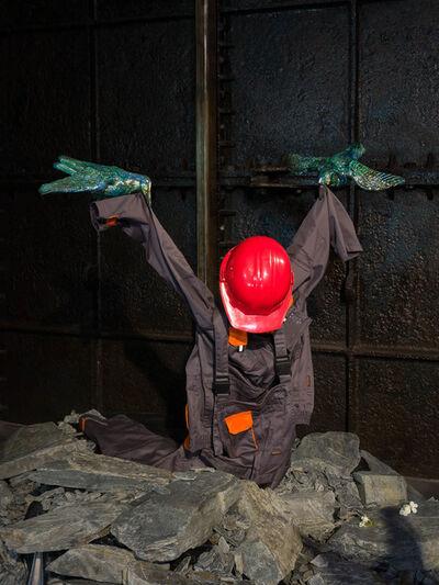 Kris Lemsalu, 'Builder', 2018