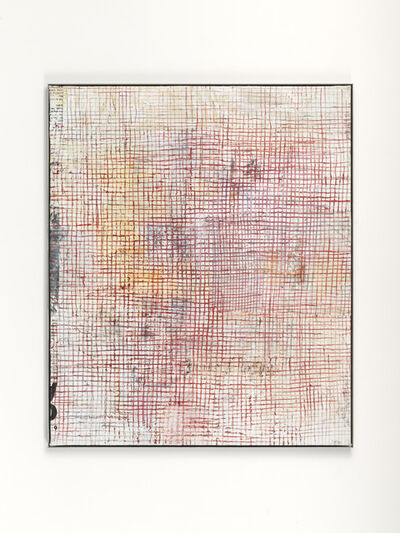 Mandy El-Sayegh, 'Net-Grid Study (Bread of)', 2019