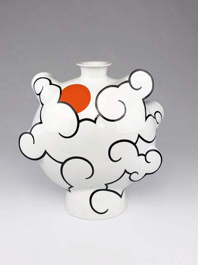 Sam Chung, 'Cloud Flask', 2019