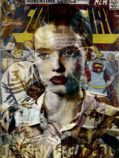 Valérie Belin, 'Super Girl', 2016