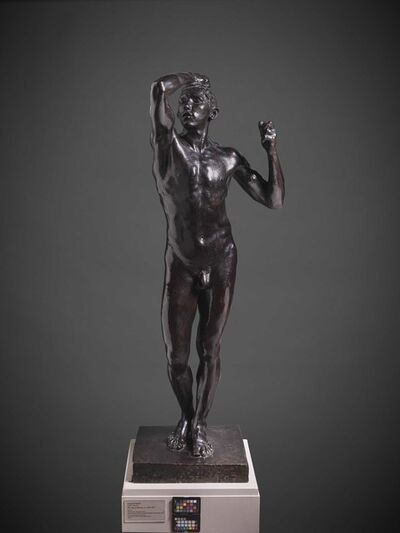 Auguste Rodin, 'The Age of Bronze', ca. 1875