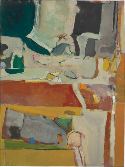 Richard Diebenkorn, 'Urbana #4', 1953