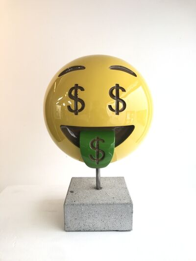 Matthew Lapenta, 'Money Face', 2017