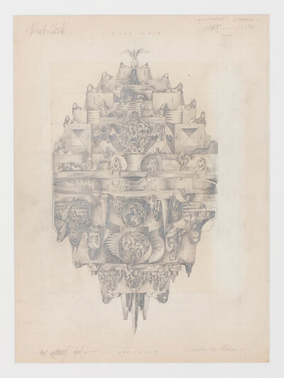 Eric Timothy Carlson, 'Bosch Dante Nug', 2017
