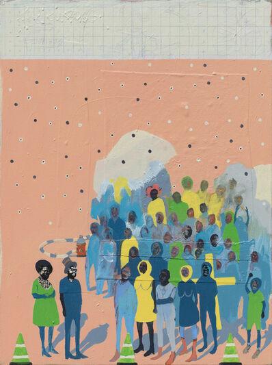 Francks Deceus, ' Every Voice #2', 2019