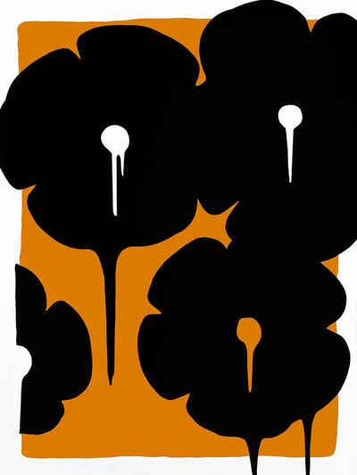 Hamilton Aguiar, 'Four Flowers', 2020