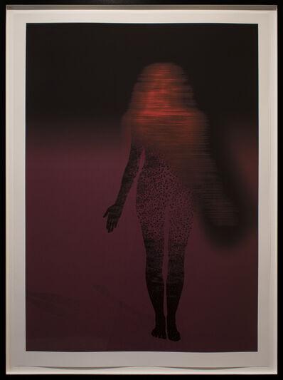 Lynn Hershman Leeson, 'Water Woman Violet Shadow', 2005
