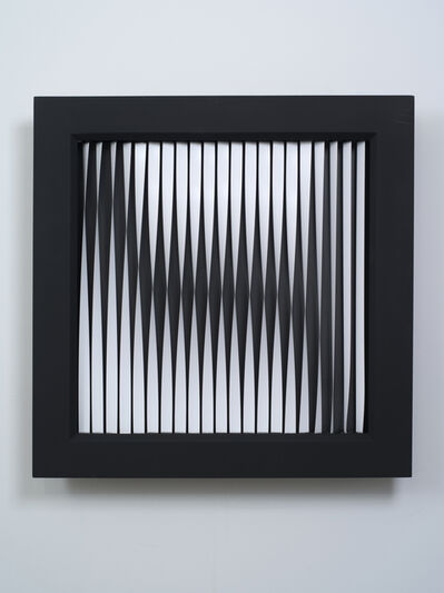 Daniel Rozin, 'Twisted Strips', 2012