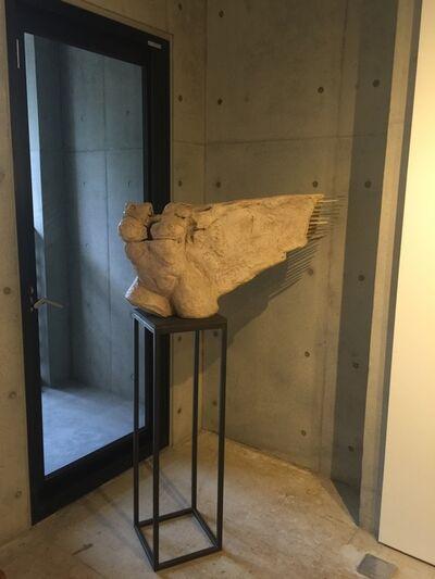 Weibin Hsu, 'Wing/ 沉重的翅膀', 1998