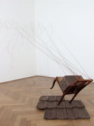 Diango Hernández, 'Almost Falling', 2006
