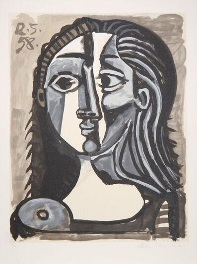 Pablo Picasso, 'Tete de Femme, 1958', 1979-1982