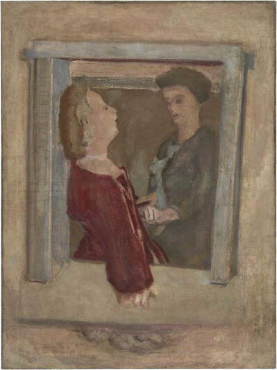 Mark Rothko, 'Two Women at a Window', 1937