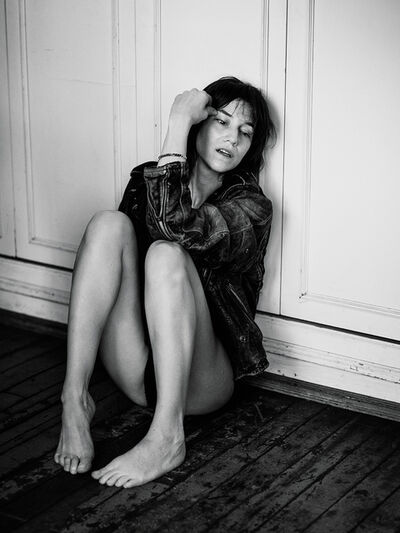 Mikael Jansson, 'Charlotte Gainsbourg, New York 2016', 2016