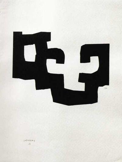 Eduardo Chillida, 'Barcelona III', 1974