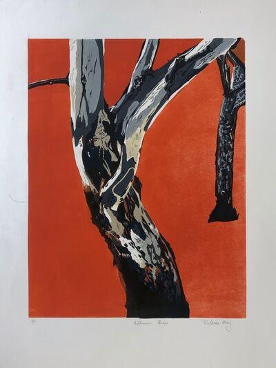 Barbara May, 'Autumn Trees', 2018