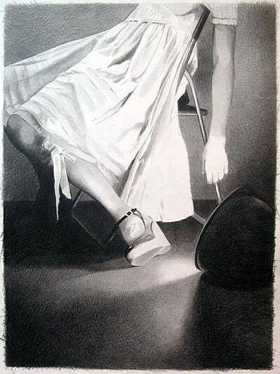 Mercedes Helnwein, 'Whistling Past the Graveyard', 2008