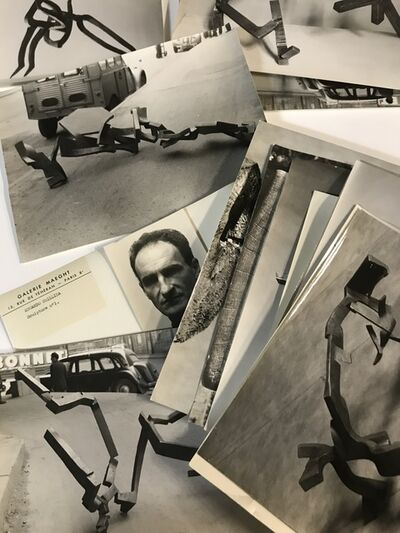 Eduardo Chillida, 'Photographic and documentary set', 1956-1998