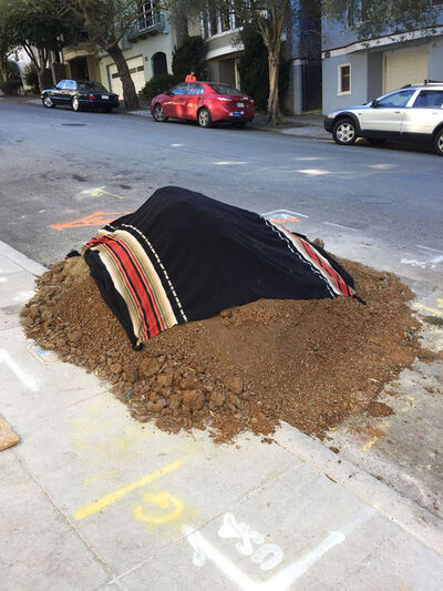 Alice Shaw, 'Untitled (Dirt Mound)', 2018