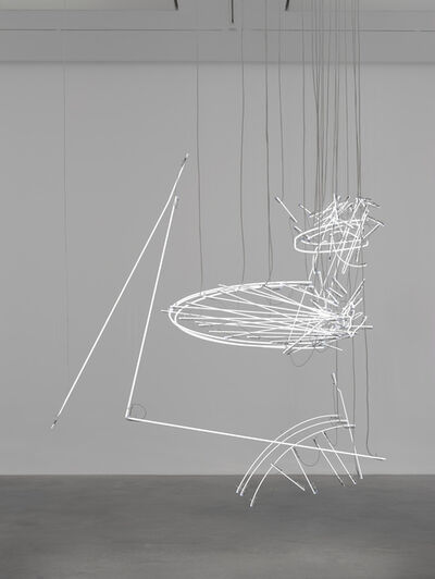 Cerith Wyn  Evans, '…take Apprentice in the Sun I', 2020