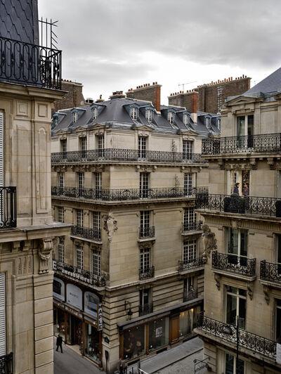 Gail Albert Halaban, 'Rue Auber, Paris, 9e, le 30 octobre', 2012