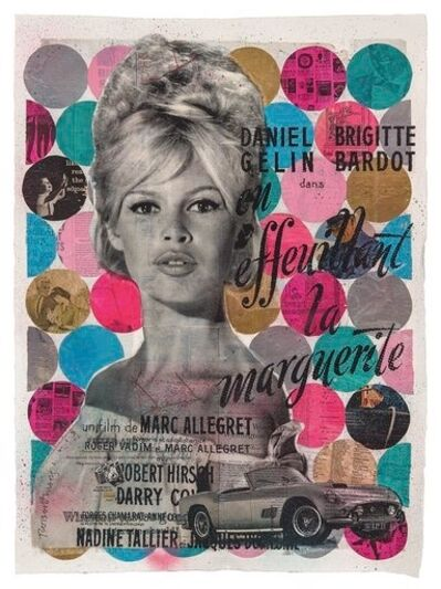 Robert Mars, 'Bardot', 2019