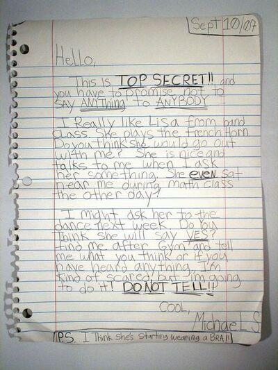 Michael Scoggins, 'Top Secret!!', 2007