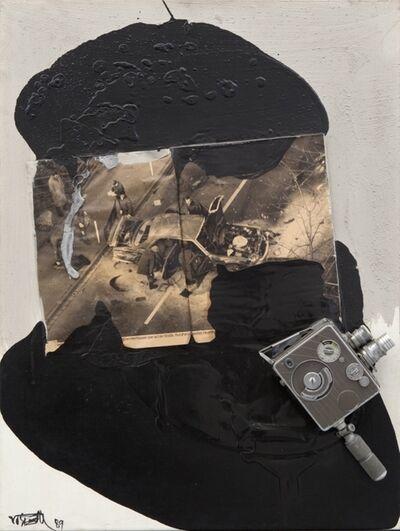 Wolf Vostell, 'Berlin 4', 1989