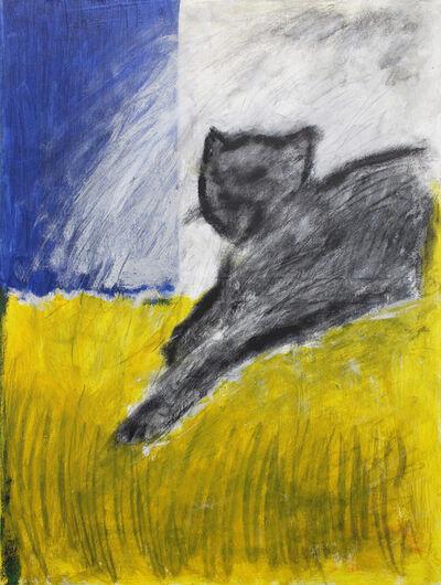Buwei Hu, 'Cat No.3', 2020