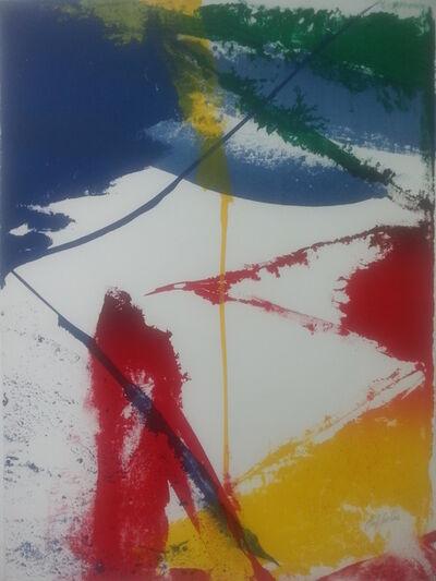 Paul Jenkins, 'Untitled', 1991