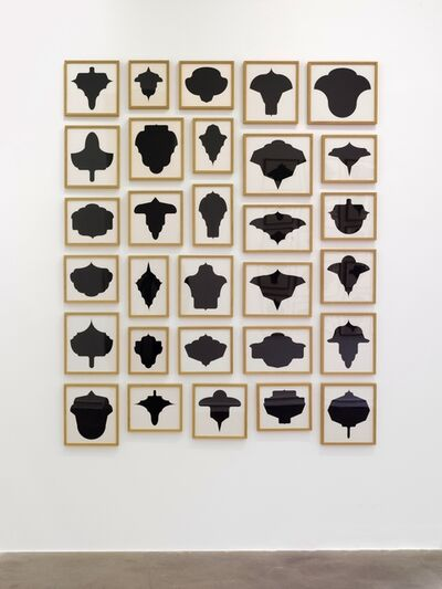 Allan McCollum, 'Collection of Thirty Drawings', 1988-1991