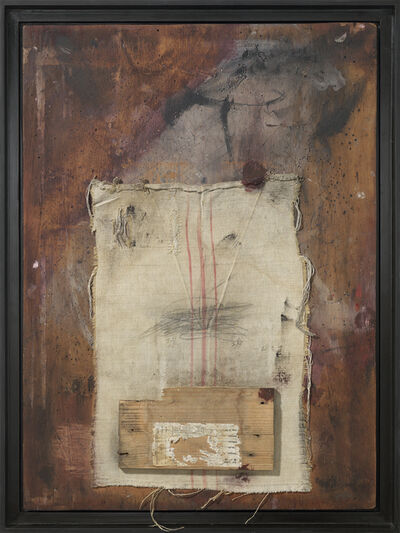 Antoni Tàpies, 'Untitled', 1969