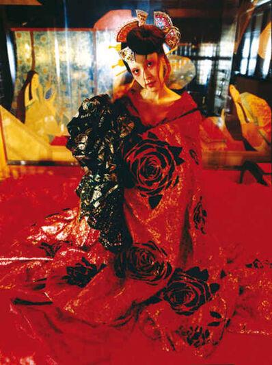 Mika Ninagawa, 'Kumiko Aso', 2004