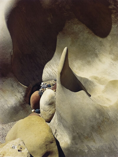 Eliot Porter, 'Sculptured Rock, Marble Canyon Arizona', 1967