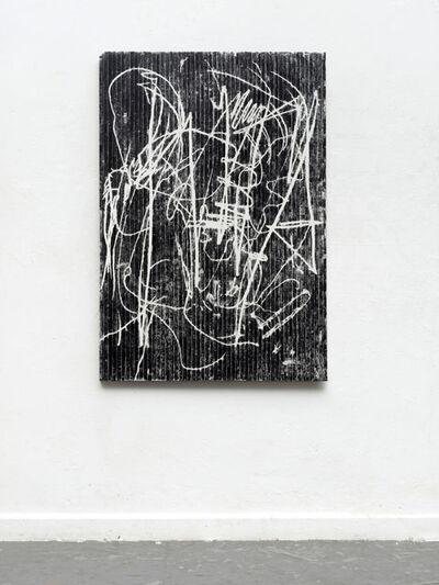 """Gregor Hildebrandt, '""""Der helle Freiflug""""', 2019"""