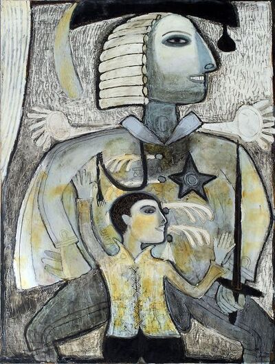 Peter Aspell, 'Admiral and Son'