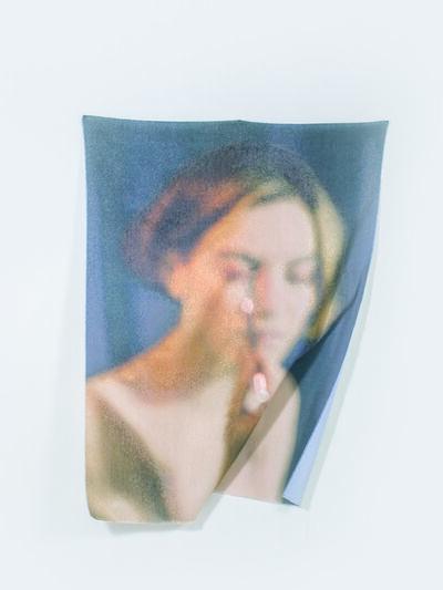 Rosanna Lefeuvre, 'Le pinceau, (The brush)', 2018