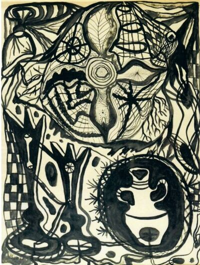 Joan Ponç, 'Al lucinacions', 1947