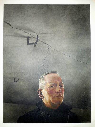 "Andrew Wyeth, 'Rare ""Karl"" 1956 Collotype', 20th Century"