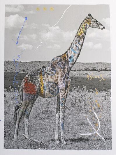 Arno Elias, 'Giraffa', 2019