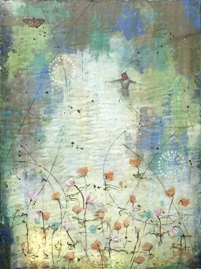 Jessie Pollock, 'Hummingbird', 2018