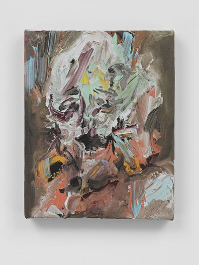 Richard Patterson, 'Hester van Toojerstraap', 2014